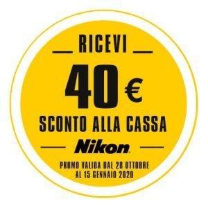 Nikkor 18-200mm f/3.5-5.6G ED VR II Garanzia 4 anni Nital Italia