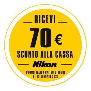 Nikkor AF-S 20mm f/1.8 G ED Garanzia 4 anni Nital Italia