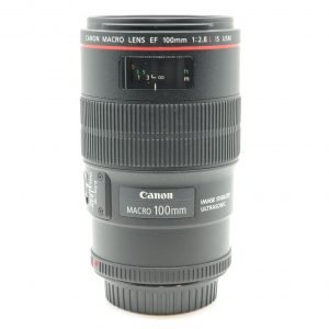 Canon EF 100mm f/2.8 L Macro IS USM