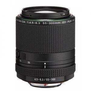 Pentax DA HD 55-300mm f/4.5-6.3 ED PLM WR – Garanzia Fowa