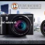 Panasonic GX9 + Obiettivo 25mm f1.7