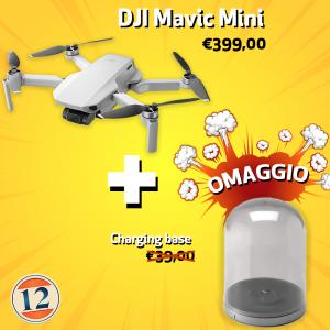 DJI Mavic Mini – Garanzia Fowa Italia