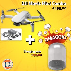 DJI Mavic Mini Combo – Garanzia Fowa Italia