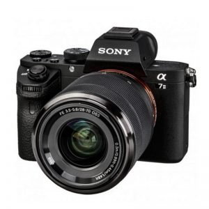 Sony a7 II con 28/70 + DJI Ronin-SC Combo