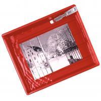 Kaiser 2 Pinze per carta in acciaio con cappuccio protezione punte