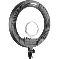 Godox Illuminatore LED Ring Light LR160 nero