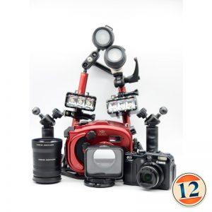 Canon Powershot G11 + Custodia subacquea + Isotta