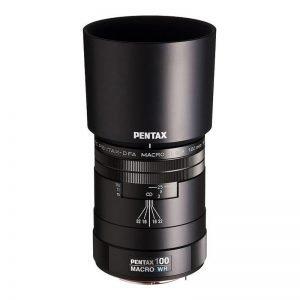 Pentax SMC D-FA 100mm f/2.8 Macro WR – Garanzia Fowa