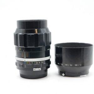 Nikon 105mm f/2.5 Ai-S