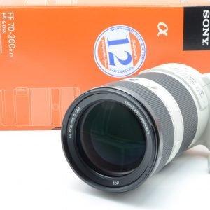 Sony FE 70-200 f/4 G OSS