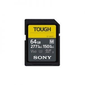 Sony – TOUGH M 64 / 128GB