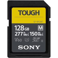 Sony – TOUGH M 128 GB