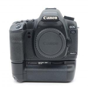 Canon 5D Mark II con Impugnatura