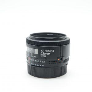 Nikon AF 28mm f/2.8