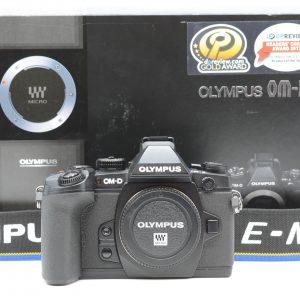Olympus OM-D-M1
