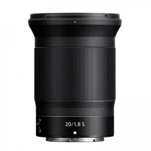 Nikkor Z 20mm f/1.8 S – Garanzia 4 anni Nital – Sconto In Cassa 150€