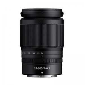 Nikkor Z 24-200mm f/4-6.3 VR – Garanzia 4 anni Nital
