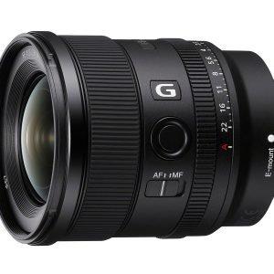 Sony FE 20 mm F1.8 G – Garanzia 2+1 Sony Italia
