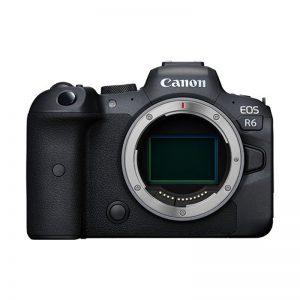 Canon EOS R6 – Garanzia Canon Italia