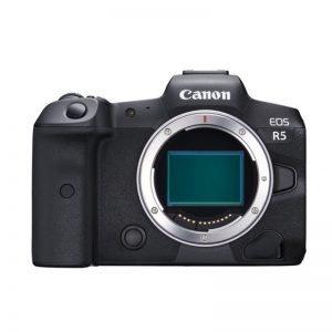 Canon EOS R5/R6 – Garanzia Canon Italia