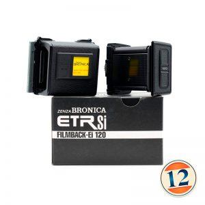 Bronica ETRSi Ei120 Film Back per camera Medio Formato