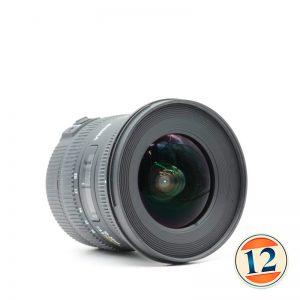 Sigma 10-20mm f/4-5.6 EX DC HSM x Sony A