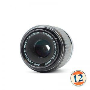 Pentax K SMC 100mm f/4 Macro