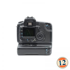 Canon 20D con Battery Grip