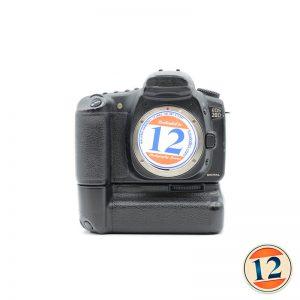 Canon 20D con Battery Grip
