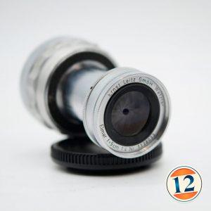 Leica M Elmar 90mm F4 Rientrante