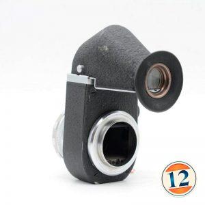 Leica Visoflex II con PentaPrisma 180