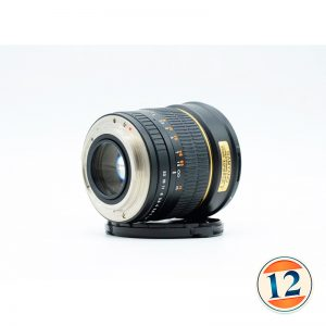Samyang 85mm f/1.4 Aspherical IF x Canon