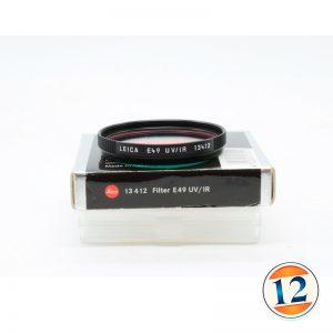 Leica Filtro UV IR 49
