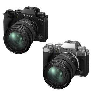 Fujifilm X -T4 corpo – Garanzia Fujifilm Italia