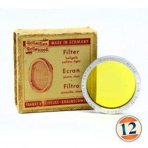 Rollei Filtro Giallo 28,5