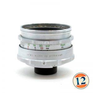 Agfa Color-Solinar 50mm f2.8 lens for Ambiflex