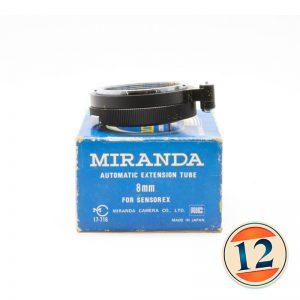 Miranda Tubo Prolunga 8 mm