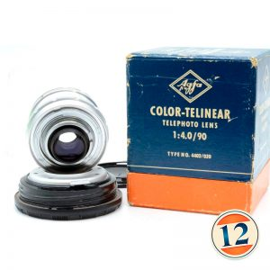 Agfa Color Telinear 90 mm f/ 4