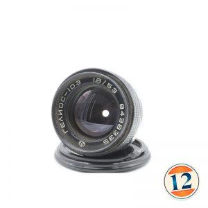 Helios-103 lens 1.8/53mm