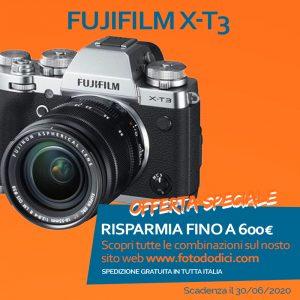 Fujifilm X-T3 – Garanzia Fujifilm Italia