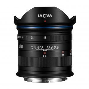 Laowa Venus Optics obiettivo 17mm f/1.8