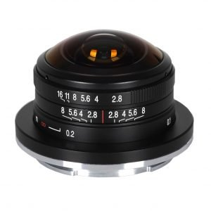 Laowa Venus Optics obiettivo 4mm f/2.8 FishEye