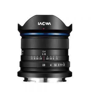 Laowa Venus Optics obiettivo 9mm f/2.8 Zero Distortion