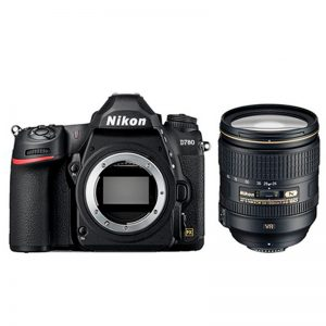 Nikon D780 con OB. 24/120 f4 VR – Garanzia 4 anni Nital