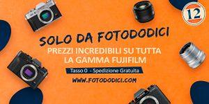 Fotododici Sconti Fujifilm