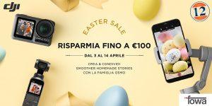 DJI Easter Sale
