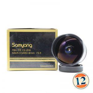 Samyang 8mm f/3.5 Fisheye ( Pentax )