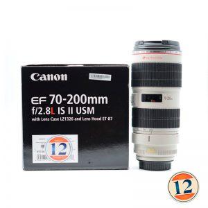 CANON EF 70/200 L II IS F 2,8