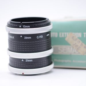 Seimax Tubi Di Prolunga Canon FD Auto