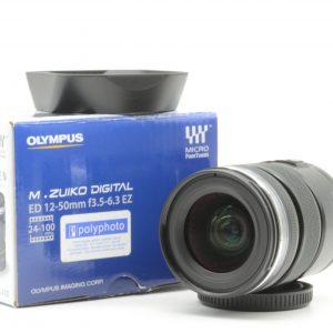Olympus M.Zuiko Digital ED 12-50mm f/3.5-6.3